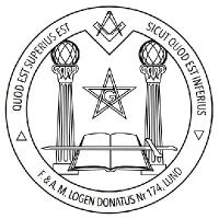 Frimurare Donatus Lund